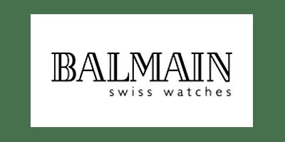 Reparación y restauración de relojes Balmain